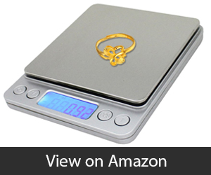 Spirit Pronto Pocket Cooking Scale