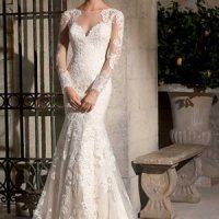 Types of Wedding Dress Lace