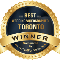 Best Wedding Videographers in Toronto and GTA 2022