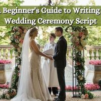 A Beginner's Guide to Writing a Wedding Ceremony Script