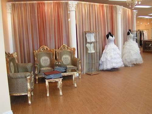 Toronto Wedding Silver Decorations Custom Modern Backdrop And Head Table D Design By Mapleleaf In