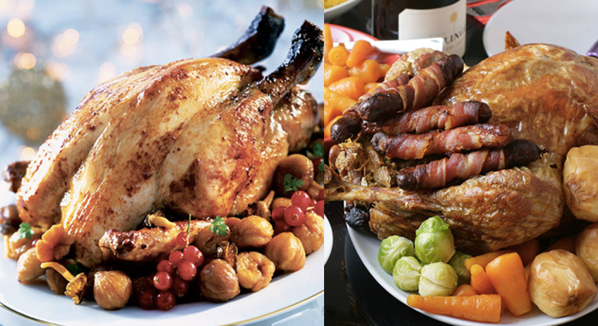 10 differences between French and British Christmas dinners – BEST ...