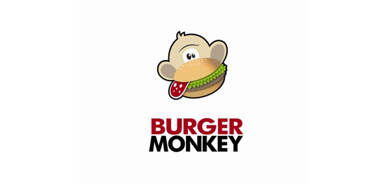 221 60 Delicious Food Inspired Logo Design