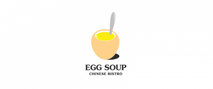 52 60 Delicious Food Inspired Logo Design
