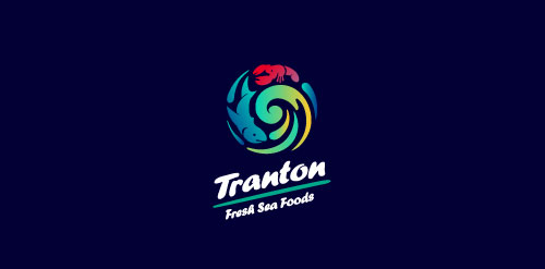 56 60 Delicious Food Inspired Logo Design
