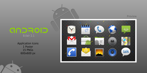 android gui 10 15 Fresh And Free Download GUI Kits for Android Developers
