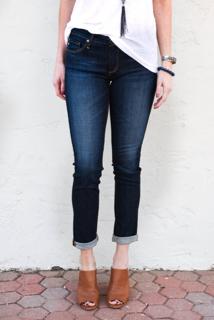 AG Stilt Jeans in Dark