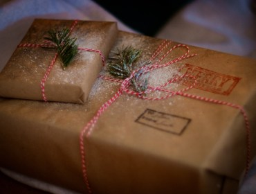 Photos of Christmas Presents by Nathan Lemon