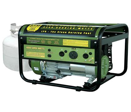 Sportsman 4000 Generator