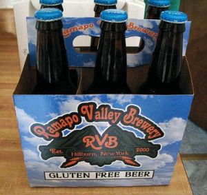 Ramapo Valley Brewery gluten free beer