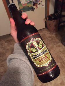 glutenator epic brewing company best gluten free beers gluten free beer reviews experimental amber
