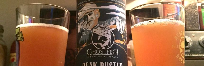 gluten free beer review ghostfish brewing peak buster imperial ipa best gluten free beer brands