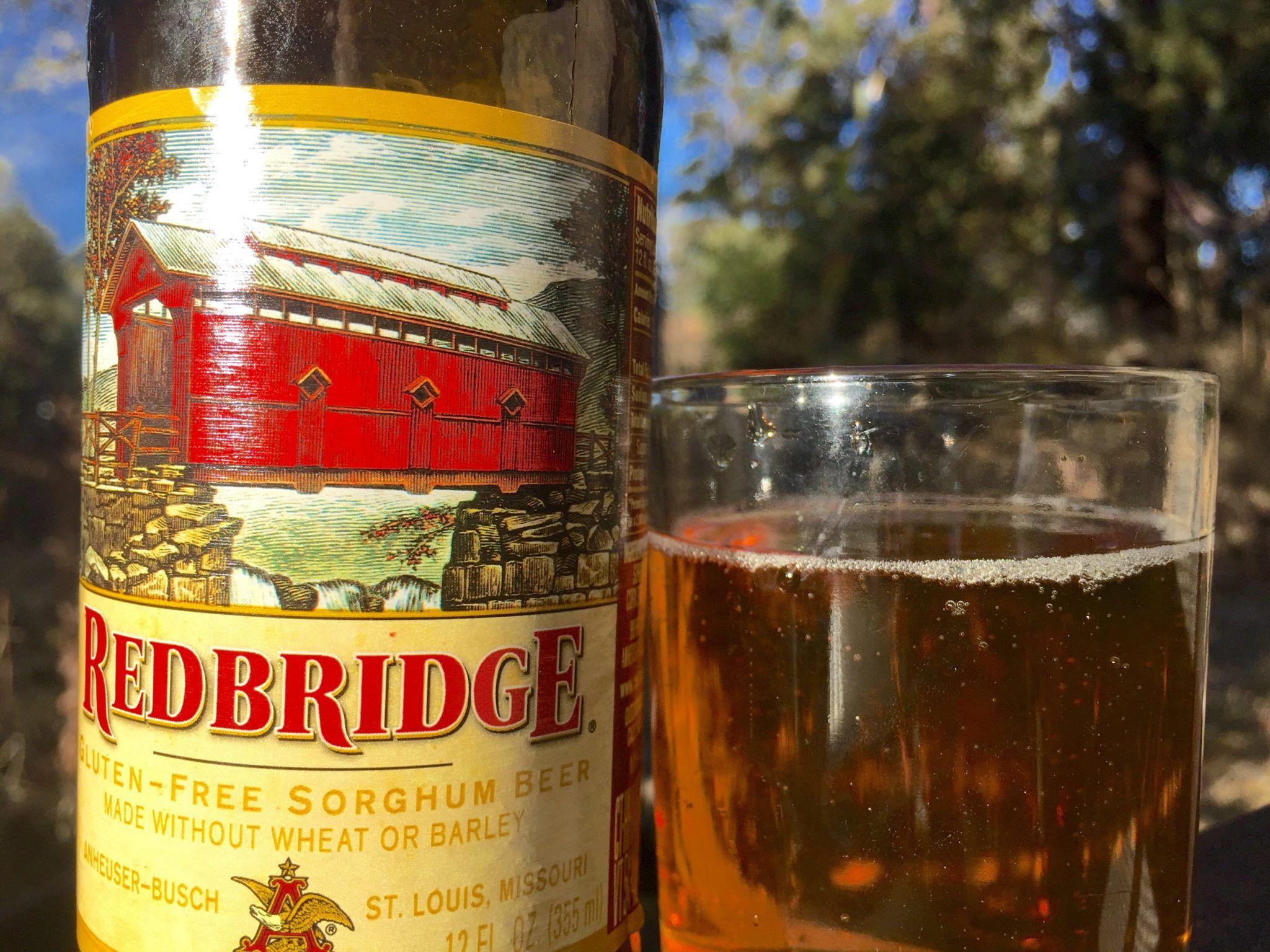 Anaheuser-Busch redbridge gluten free beer review