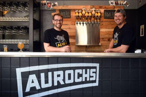 Aurochs Brewing Company gluten free beer dedicated gluten free breweries