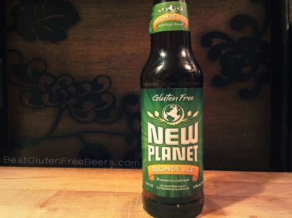 new planet blonde ale