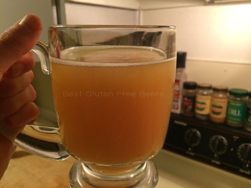 Gluten Free Beer Review: Ipswich Ale Brewery Celia Saison