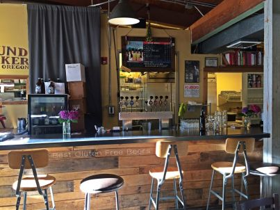 Taproom Experience: Ground Breaker Brewing - Gluten Free Dedicated Facility