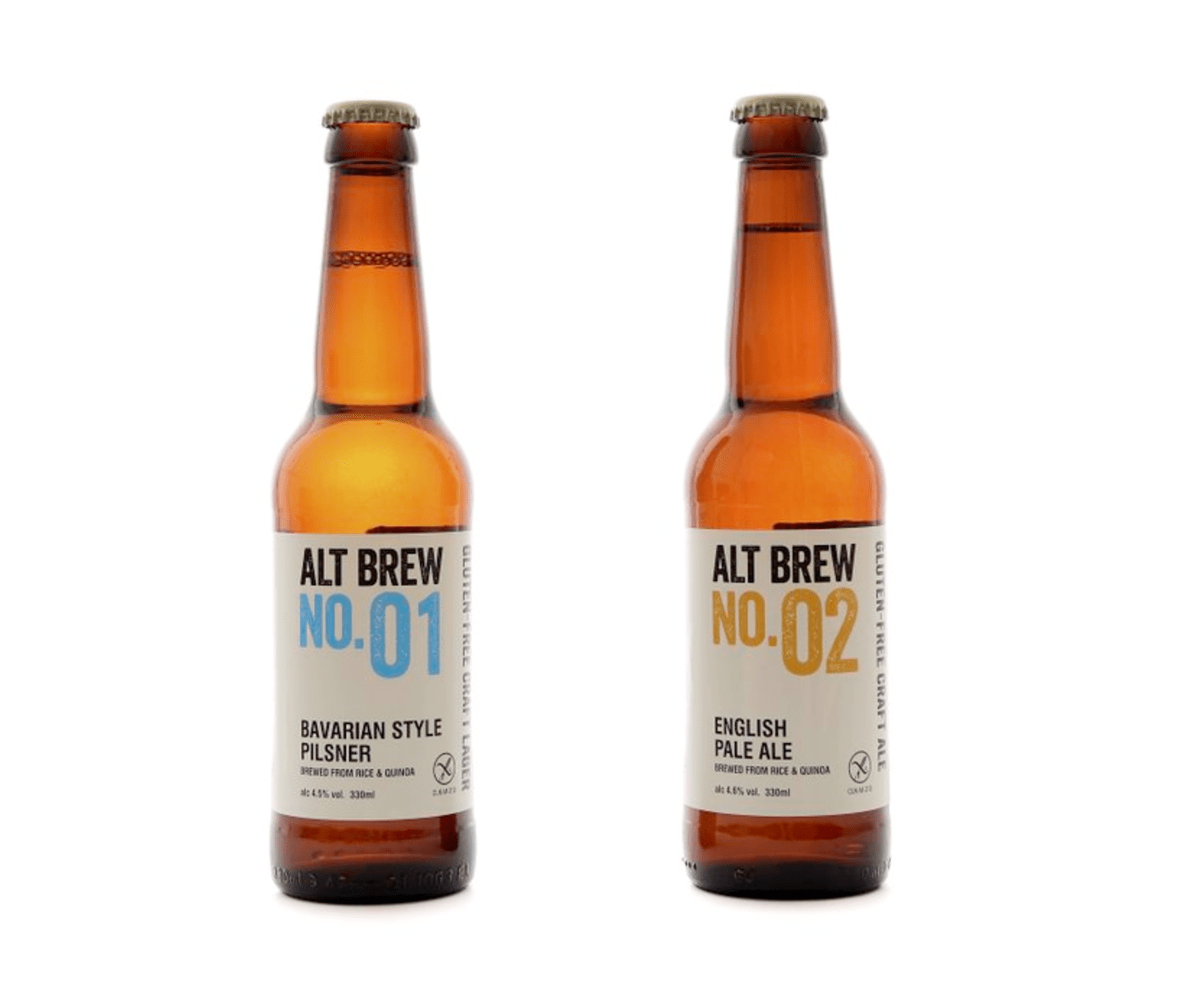 alt brew autumn brewing co gluten free beer