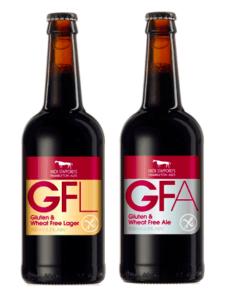 Hambleton Ales gluten free beer