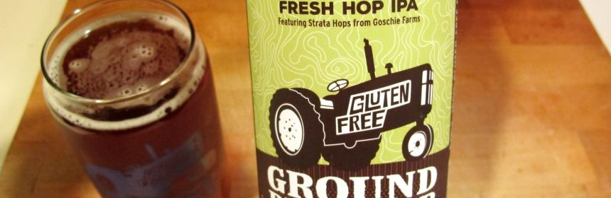 Epoch IPA - Ground Breaker Epoch Fresh Hop IPA Gluten Free Beer Review
