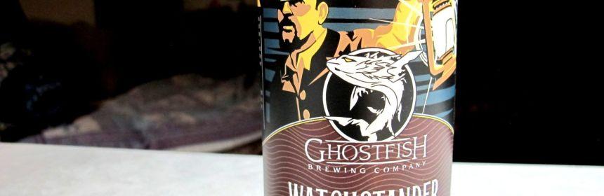 Ghostfish Brewing Watchstander Stout