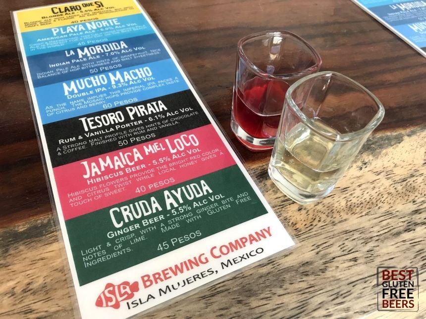 Isla Brewing Company Isla Mujeres Mexico
