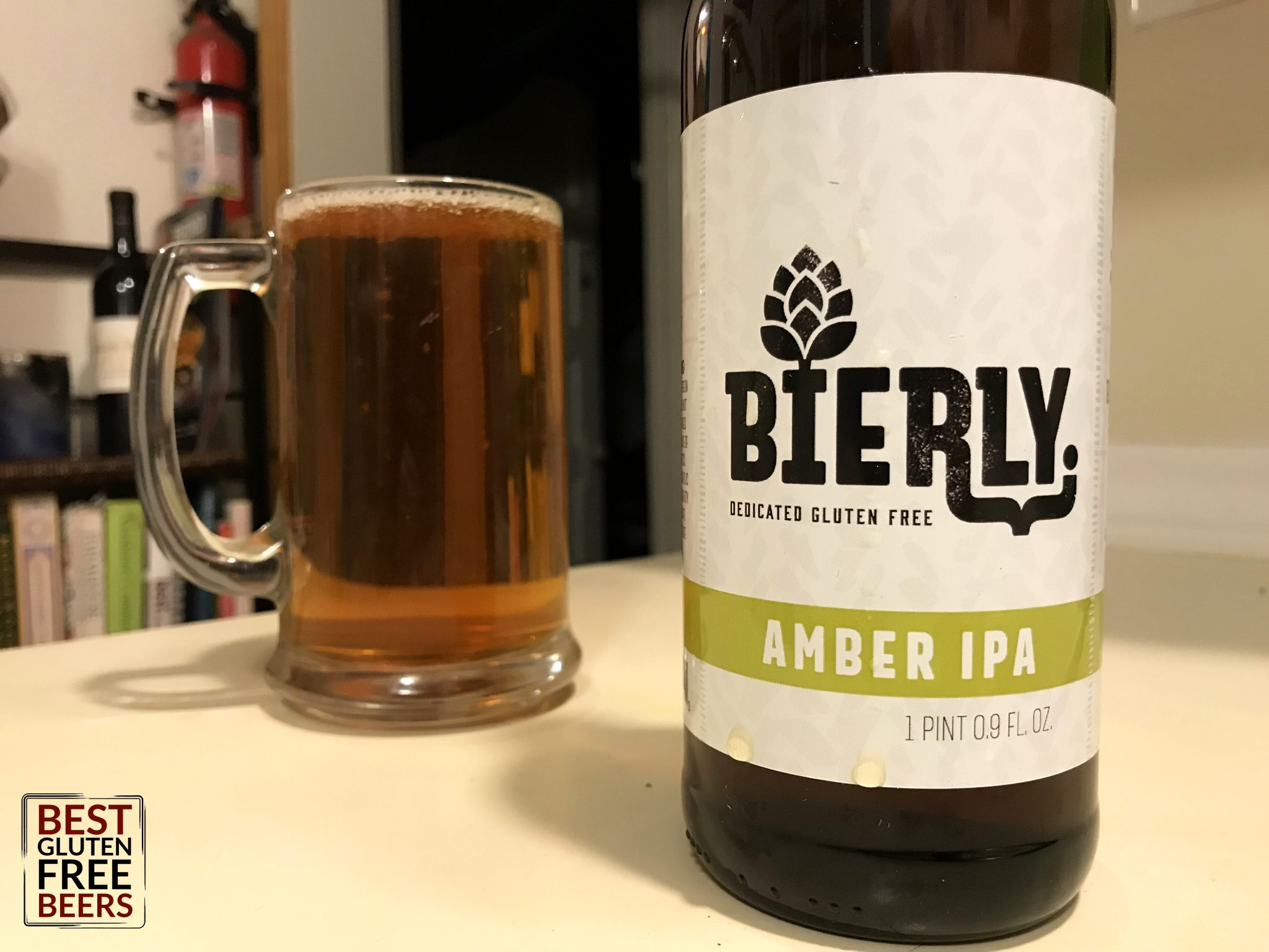 Best Gluten Free Beers Bierly Brewing Amber IPA