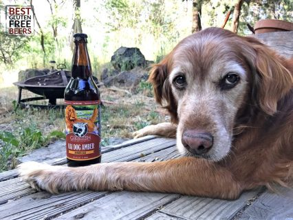 Ghostfish Kai Dog Amber Ale Gluten Free Beer Review