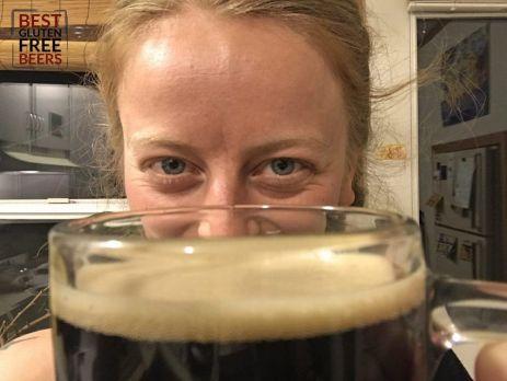 Evasion Brewing Tantamount Stout Gluten Free Beer Review