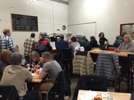 Burning Brothers Brewing Taproom