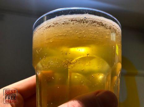 espiga blonde ale gluten reduced gluten free beer in spain