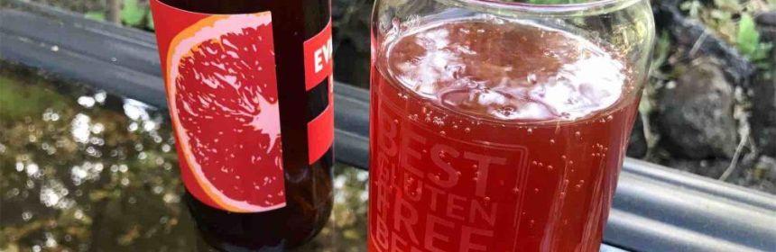 gluten free beers Evasion Brewing Blood Orange IPA