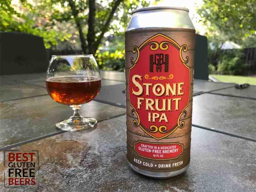 gluten free Stone Fruit IPA