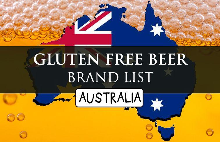 Australia's Best Gluten Free Beer Brands