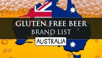 Gluten Free Beer Brands - 2019 List - Best Gluten Free Beers
