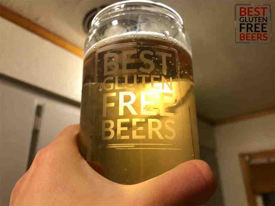 gluten free tea beer