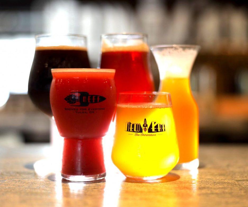 NEFF BREWING gluten free beer New Era Fine Fermentations