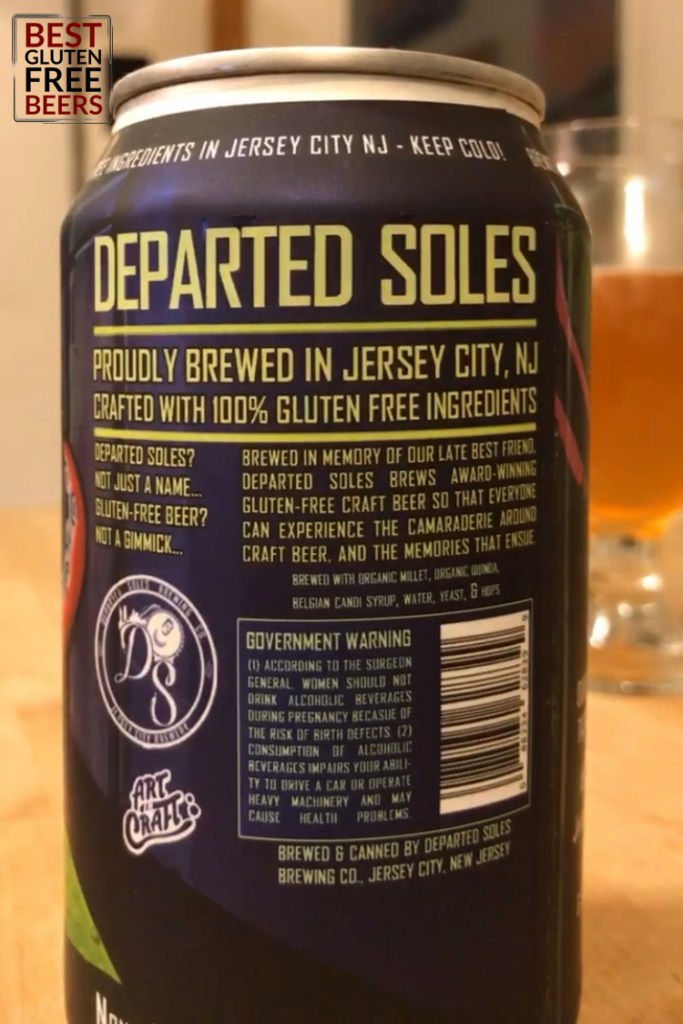 new jersey gluten free beer none shall path gluten free pale ae