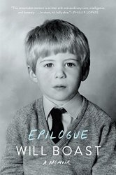 Epilogue by Will Boast