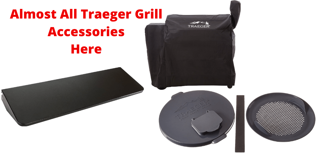 Traeger Grill Accesoories