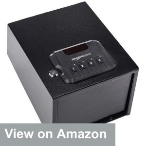 best car gun safes, best gun safes for car