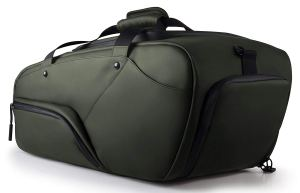 perfect gym bag with shoe compartment