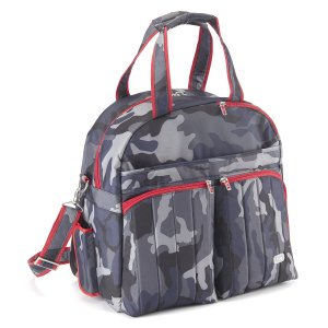 good rated gym bag with shoe compartment