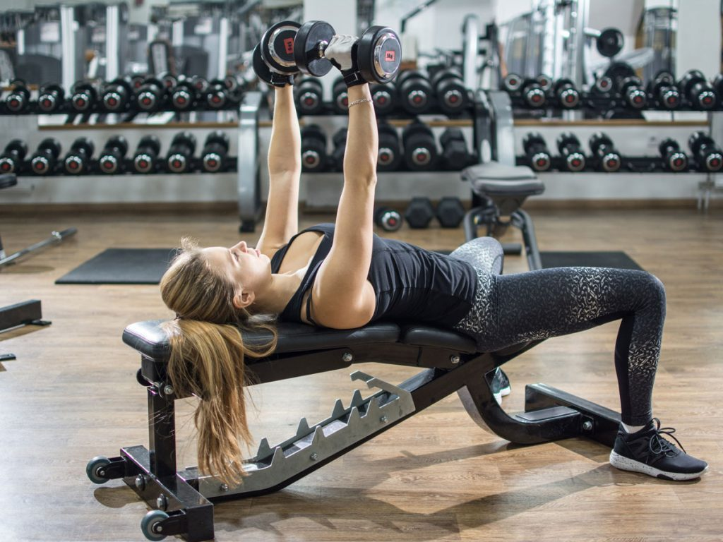 How To Get Toned Arms Fast The 17 Best Arm Exercises For