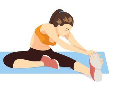 Bildergebnis für stretching illustration