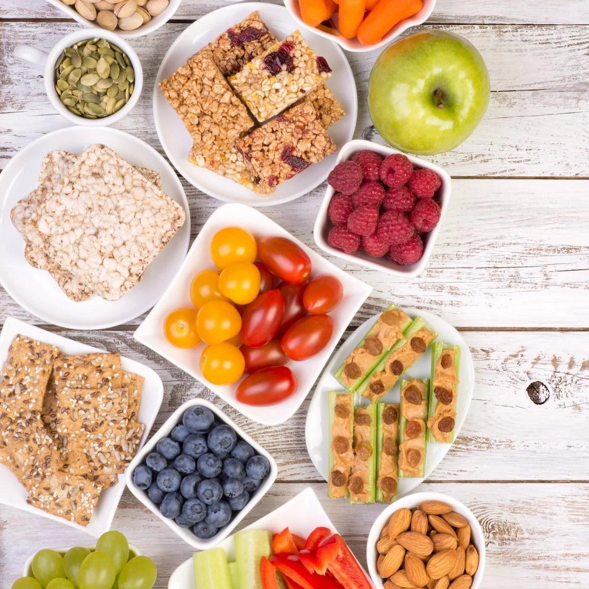 Healthy Foods That Help You Feel Full