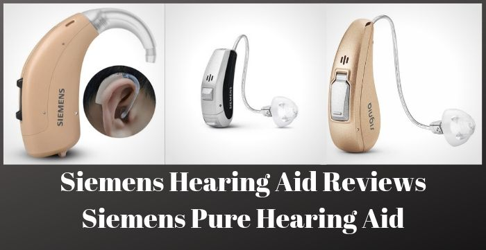 Siemens Hearing Aid Reviews