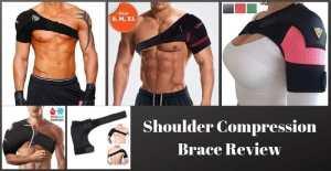 shoulder compression brace