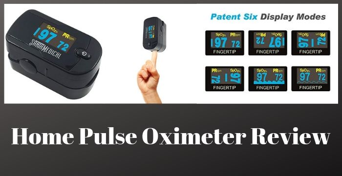Home Pulse Oximeter Review