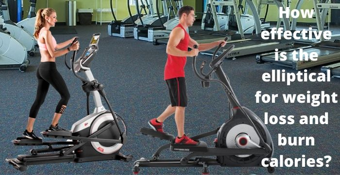 how effective is the elliptical for weight loss